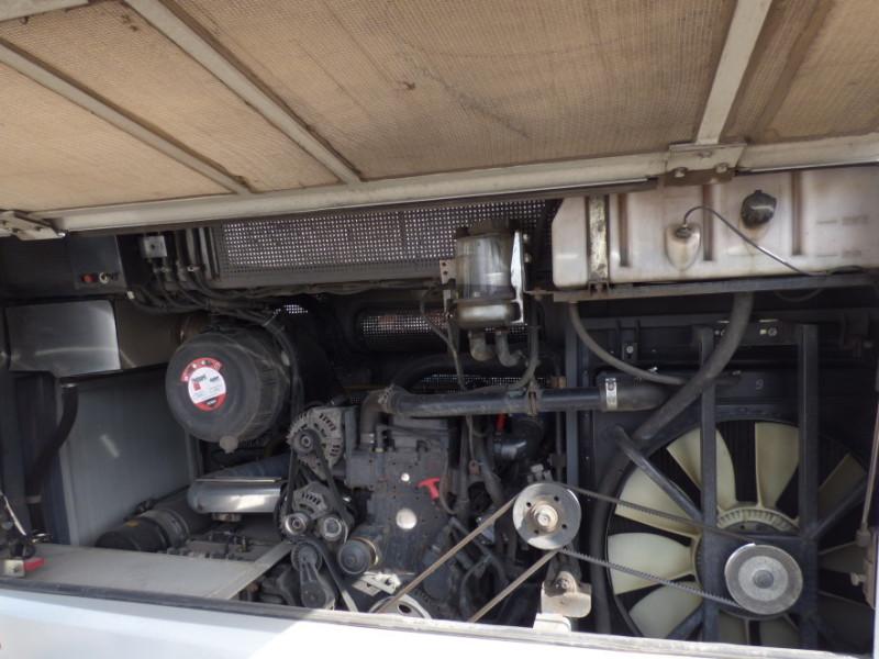 komora silnika Autosan 09 tramp